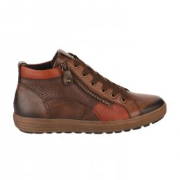 Chaussures à lacets femme - REMONTE - Marron