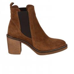Boots femme - ALPE - Camel