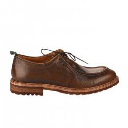 Chaussures à lacets homme - MARTIRE - Marron