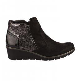 Boots femme - GEO REINO - Noir