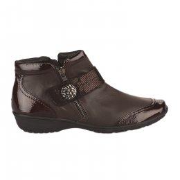 Boots femme - GEO REINO - Marron