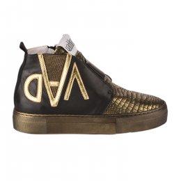 Baskets mode femme - VADDIA - Dore