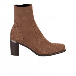 Boots femme - ADIGE - Marron