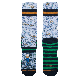 Chaussettes homme - XPOOOS - Vert