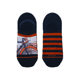 Chaussettes homme - XPOOOS - Orange