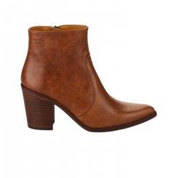 Boots femme - HIJOS DE PEDRO ARROYO - Marron cognac