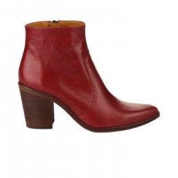 Boots femme - HIJOS DE PEDRO ARROYO - Rouge