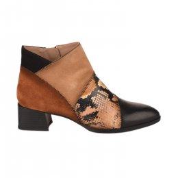 Boots femme - HISPANITAS - Naturel