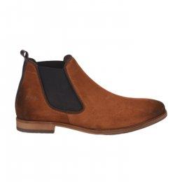 Boots homme - COTé MER - Marron cognac