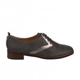 Chaussures à lacets femme - EMILIE KARSTON - Gris