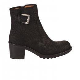 Boots femme - E-COW - Noir