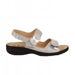 Nu pieds femme - MEPHISTO - Nacre
