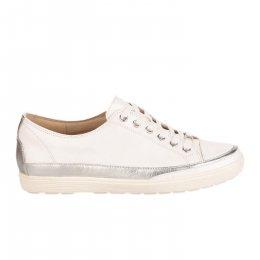 Baskets mode femme - CAPRICE - Blanc verni