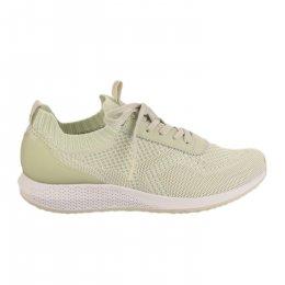 Baskets mode femme - TAMARIS - Vert d'eau