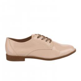 Chaussures à lacets femme - TAMARIS - Blanc creme