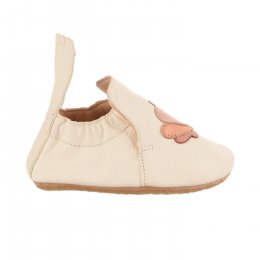 Chaussons fille - EASY PEASY - Blanc