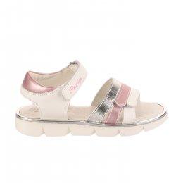 Nu-pieds fille - PRIMIGI - Blanc