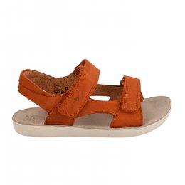 Nu-pieds garçon - SHOO POM - Orange