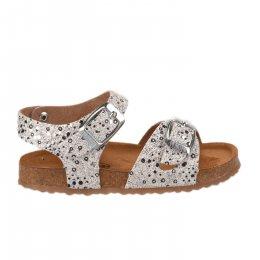Nu-pieds fille - PLAKTON - Blanc