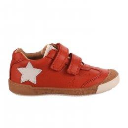 Baskets garçon - Rouge