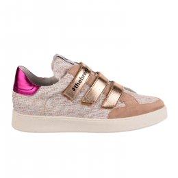 Baskets mode femme - VADDIA - Rose