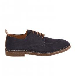 Chaussures à lacets homme - BERET ROSE - Bleu marine