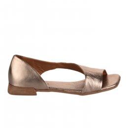 Nu pieds femme - BUENO - Dore