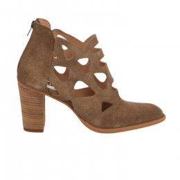 Boots femme - MYMA - Taupe
