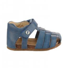 Nu-pieds garçon - FALCOTTO - Bleu