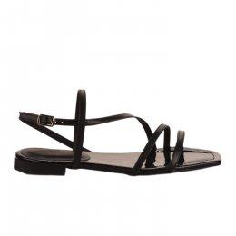 Nu pieds femme - MAJORELLE - Noir