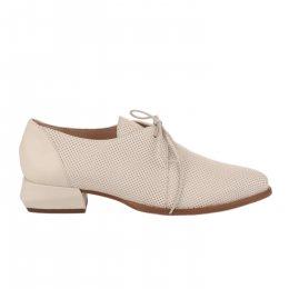 Chaussures à lacets femme - WONDERS - Blanc
