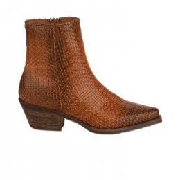Boots femme - METISSE - Camel