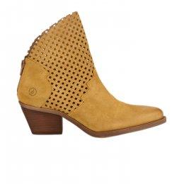 Boots femme - CASTA  - Jaune
