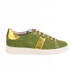 Baskets mode femme - VADDIA - Vert