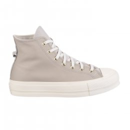 Baskets fille - CONVERSE - Taupe