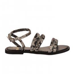 Nu pieds femme - MIGLIO - Python