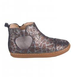 Boots fille - SHOO POM - Bleu
