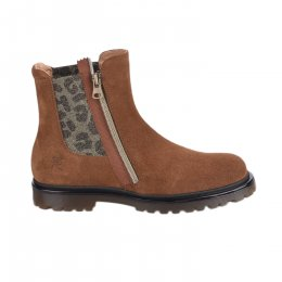 Boots fille - FR BY ROMAGNOLI - Marron