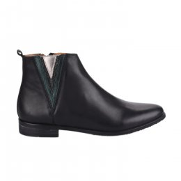 Boots fille - ADOLIE - Noir