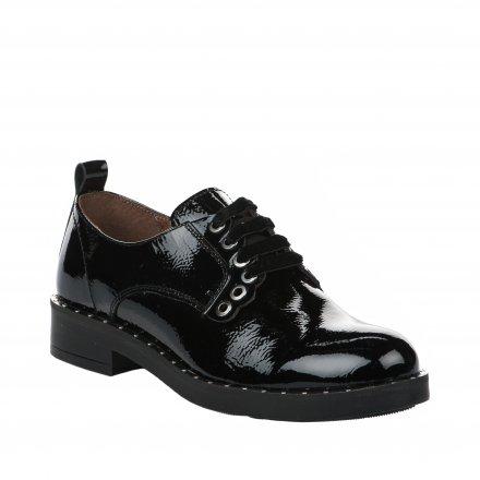 Chaussures à lacets Femme : Un tour en ville, Dr Martens