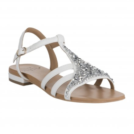plus près de check-out comment acheter Nu pieds & Sandales Femme plates ou à talons