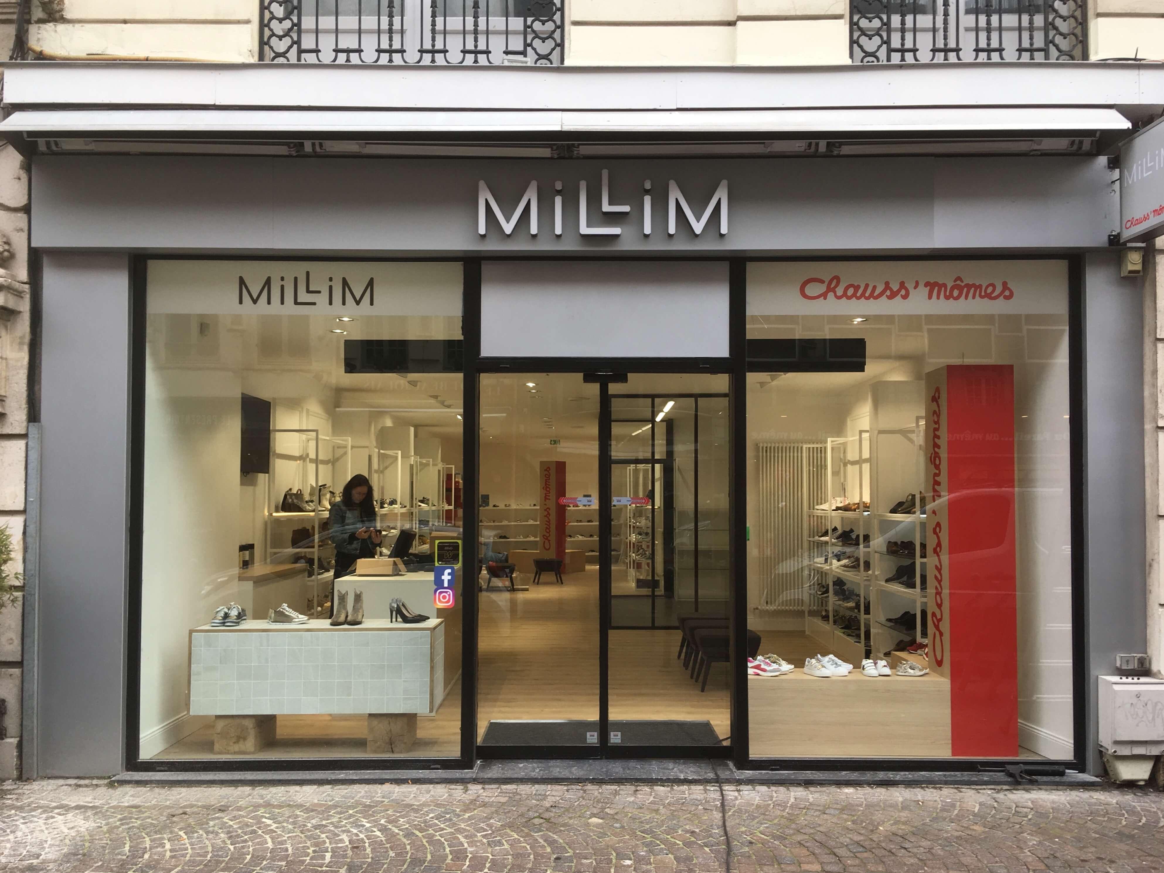Nouveau magasin Lille