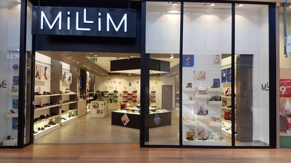 Nouveau magasin Cambrai