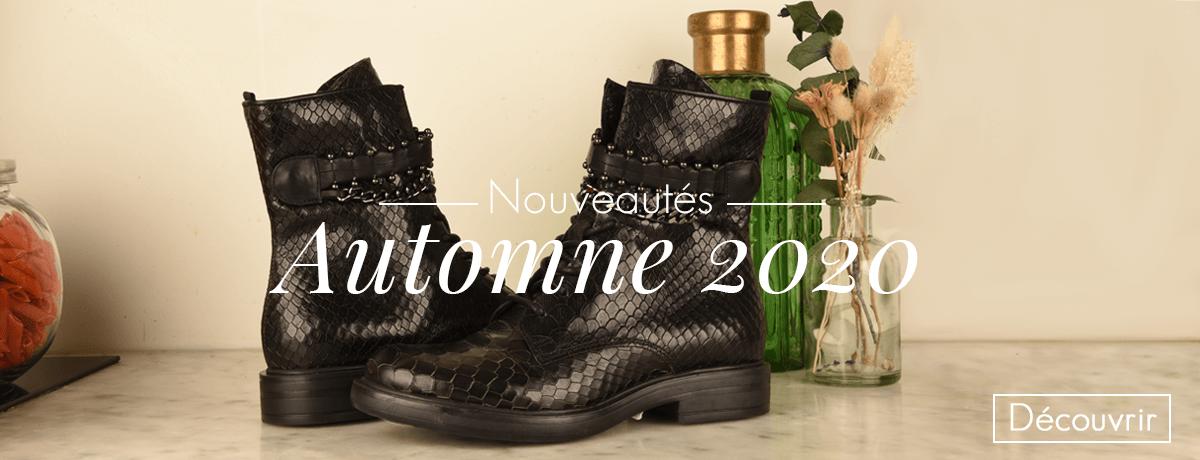 Nouvelle collection Automne Hiver 2020